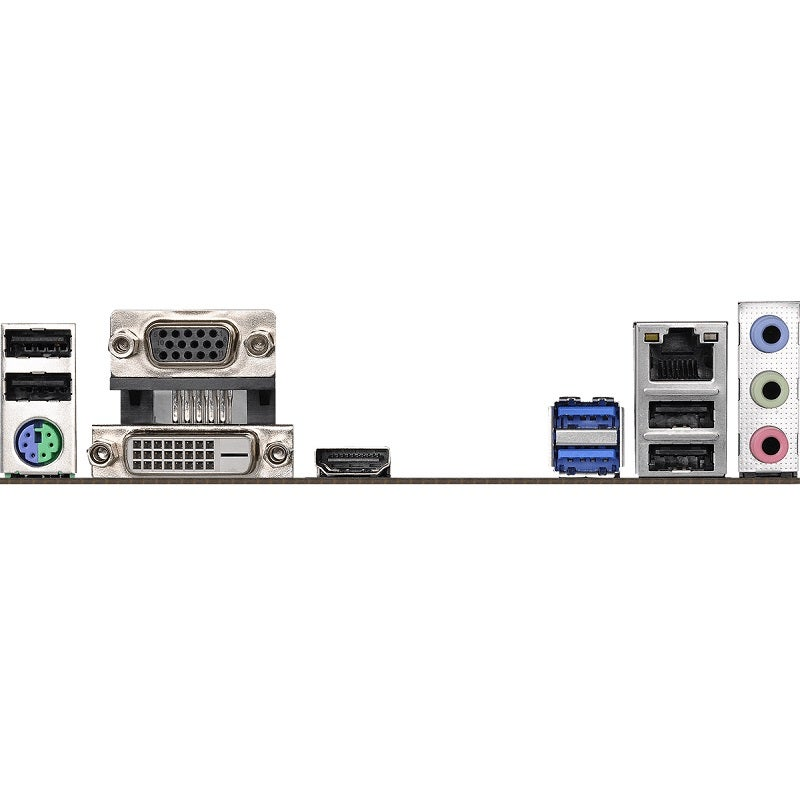 ASRock H310CM-HDV Micro ATX Motherboard Intel LGA1151 HDMI