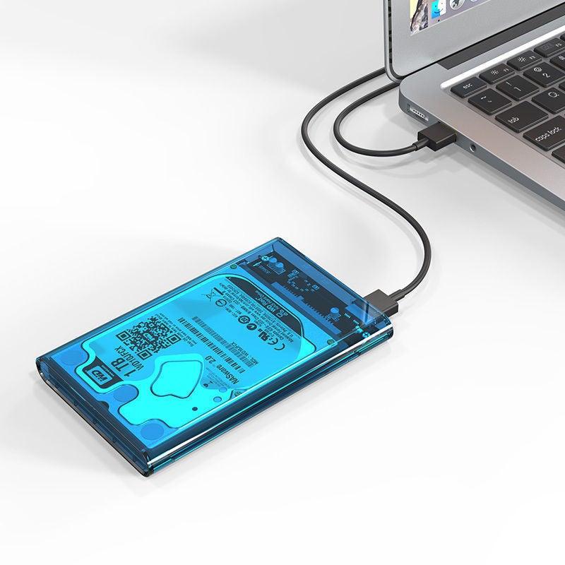"ORICO 2139U3 USB 3.0 Transparent 2.5"" SATA SSD Hard Drive ..."