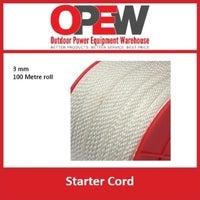 New Brushcutter Trimmer Starter Cord   3 mm 100 Meter Roll
