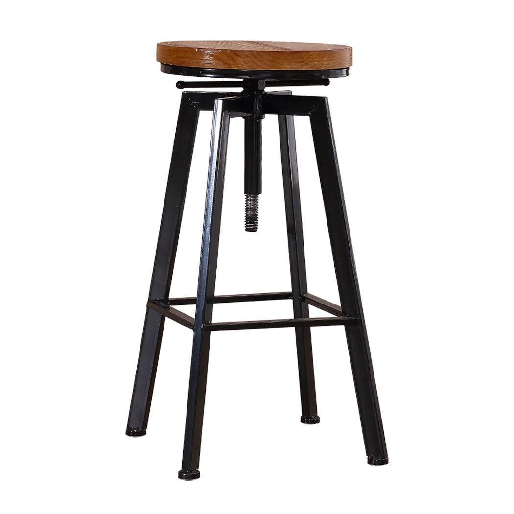 levede industrial bar stools kitchen stool wooden