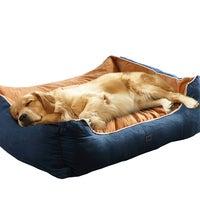 PawZ Deluxe Pet Dog Cat Bed Soft Warm Puppy Beds Cushion Mattress Pad Mat 5 Size