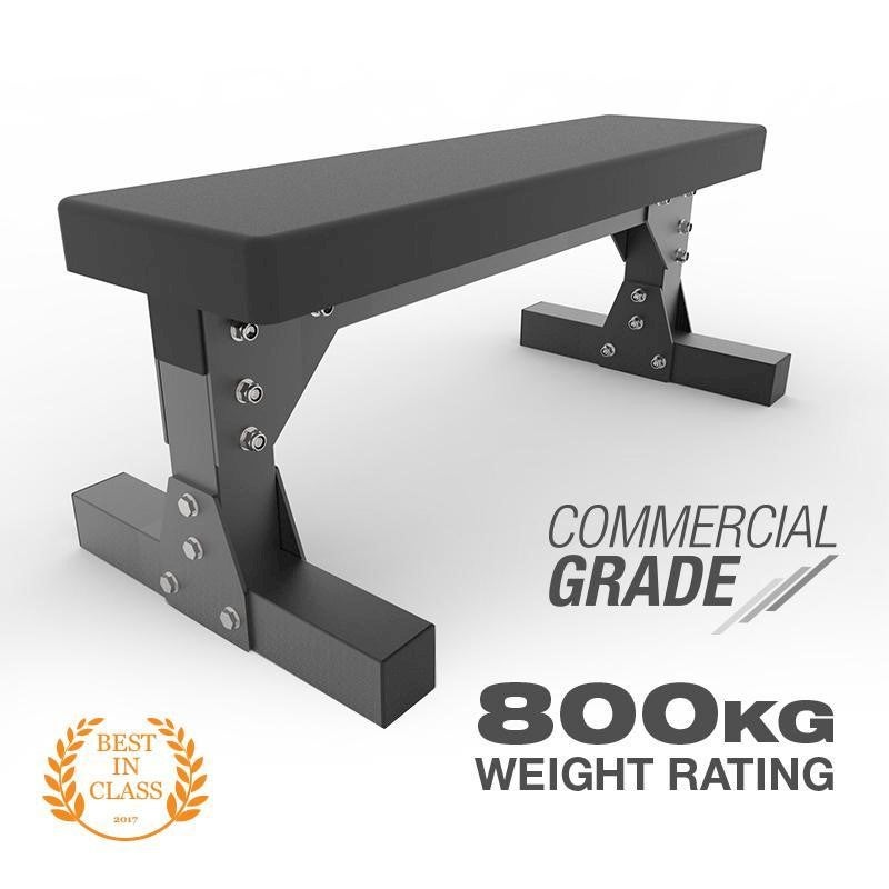 Wondrous Force Usa Heavy Duty Commercial Flat Bench Alphanode Cool Chair Designs And Ideas Alphanodeonline