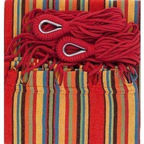 Large Free Standing Hammock W Stand Orange Stripes Buy