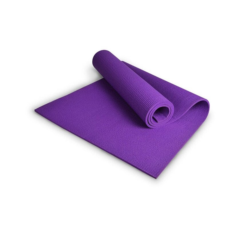 6mm PVC Foam Large Yoga Mat /& Carry Bag YOGA//  PILATES // HOME 173cm x 61cm