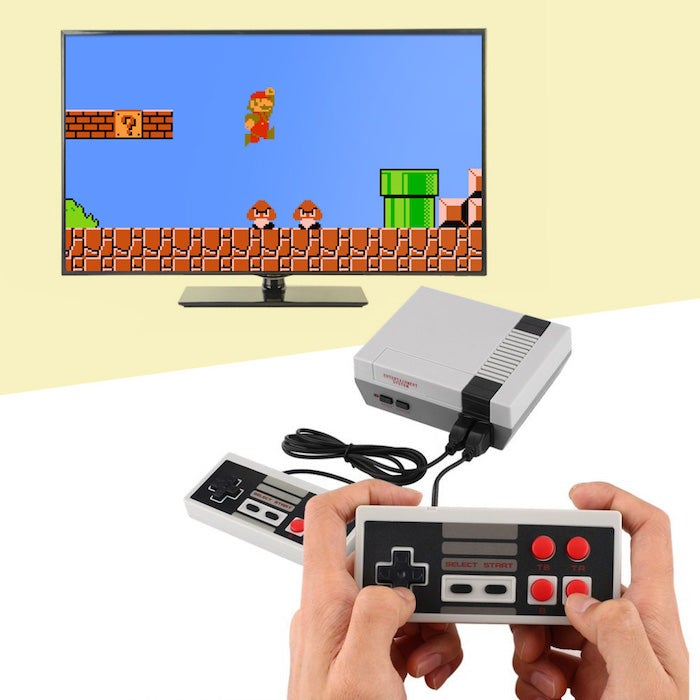 Mini Retro Game Console with Hundreds of Games   Buy Gaming Consoles - 346483