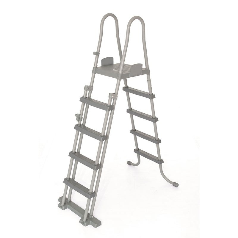 Bestway Safety Pool Ladder with Foldable Step for 48 inches Pool