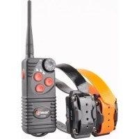 2x Aetertek 216D Remote Dog Training Collar Orange