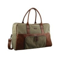 Pierre Cardin - PC2887 Overnight Duffle/Travel Bag - Brown