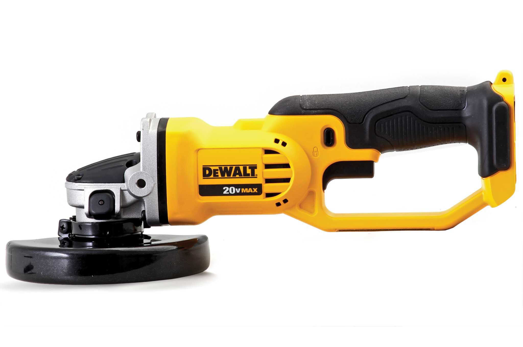 NEW DEWALT XR DCG412 18V Cordless 125mm (5) Angle Grinder