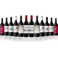 Australian Red Mixed Dozen Featuring Penfolds Rawson's Retreat Cabernet Sauvignon (12 Bottles)