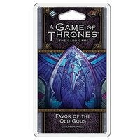 A Game of Thrones LCG Favor of the Old Gods Card Game