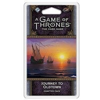 A Game of Thrones LCG Journey to Oldtown Card Game