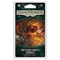 Arkham Horror LCG The Essex County Express Mythos Pack