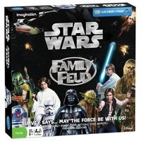 Family Feud - Star Wars Edition Board Game