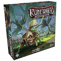 Runewars Latari Elf Army Expansion Board Game Card Game