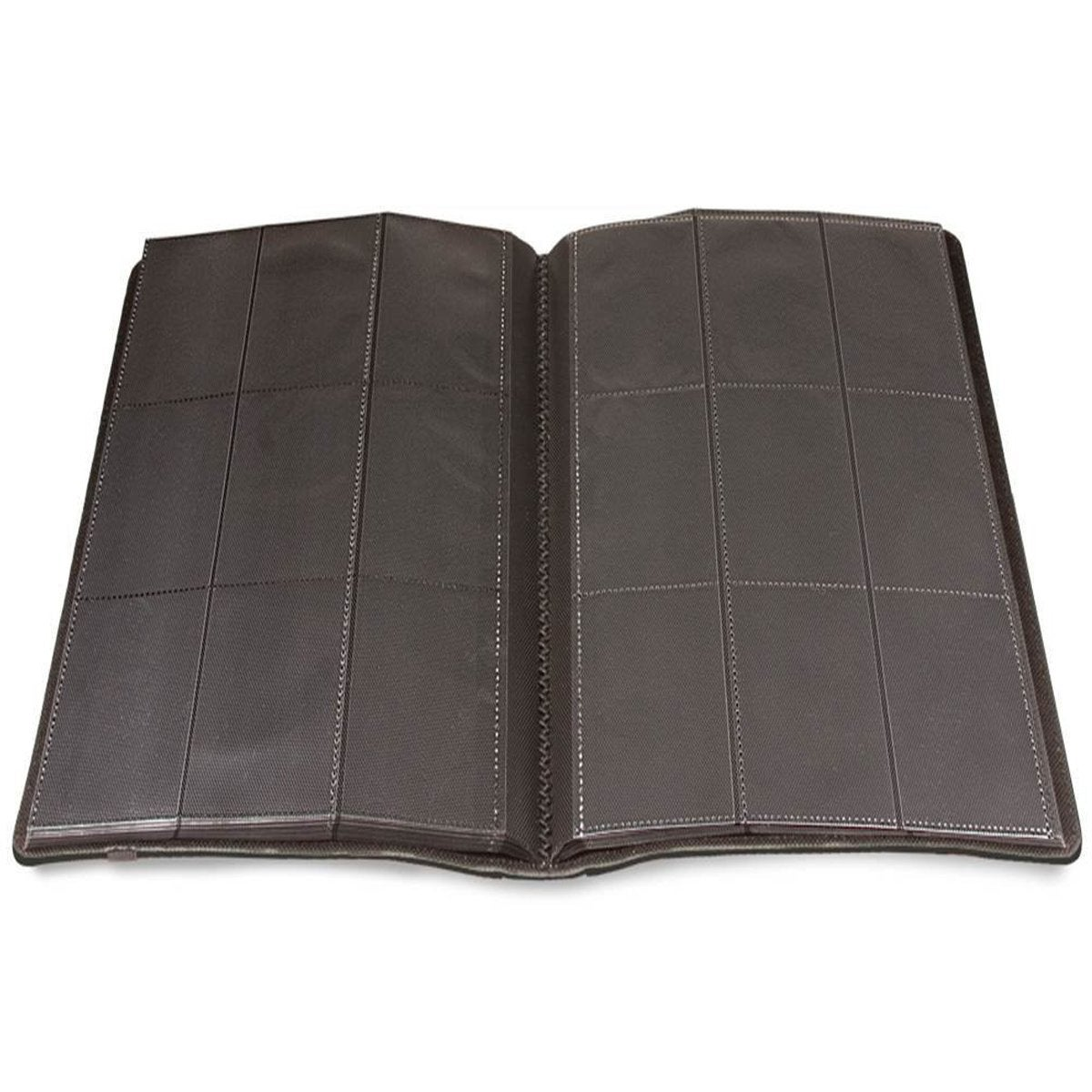 ULTRA PRO Premium 9-Pocket Black PRO-Binder Card Storage