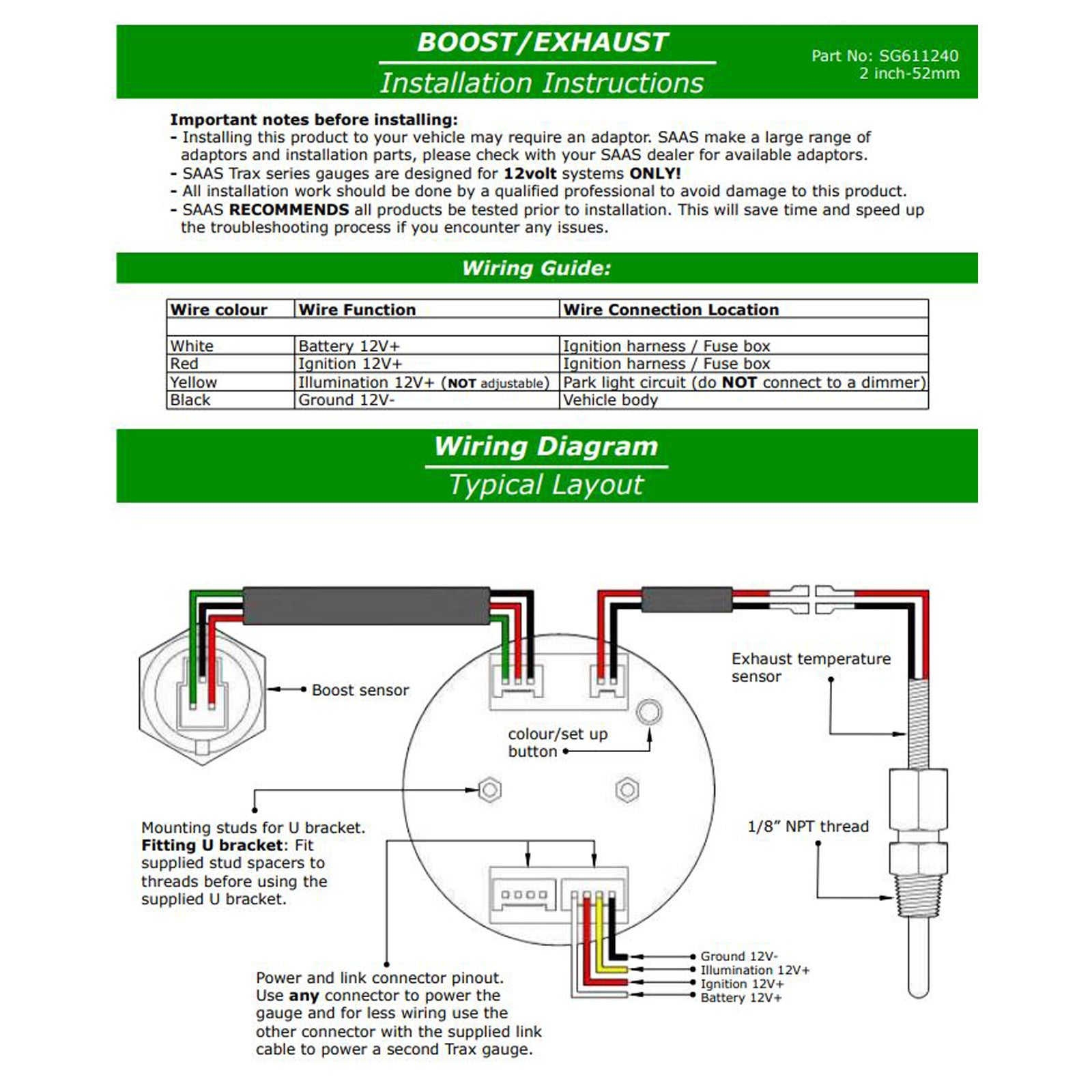 SAAS Pillar Pod suit Mitsubishi Pajero NS-NX w/ 2in1 Boost EGT Water on light relay wire diagram, auto relay diagram, motorcycle spotlight relay switch diagram, spotlight lighting, battery diagram,