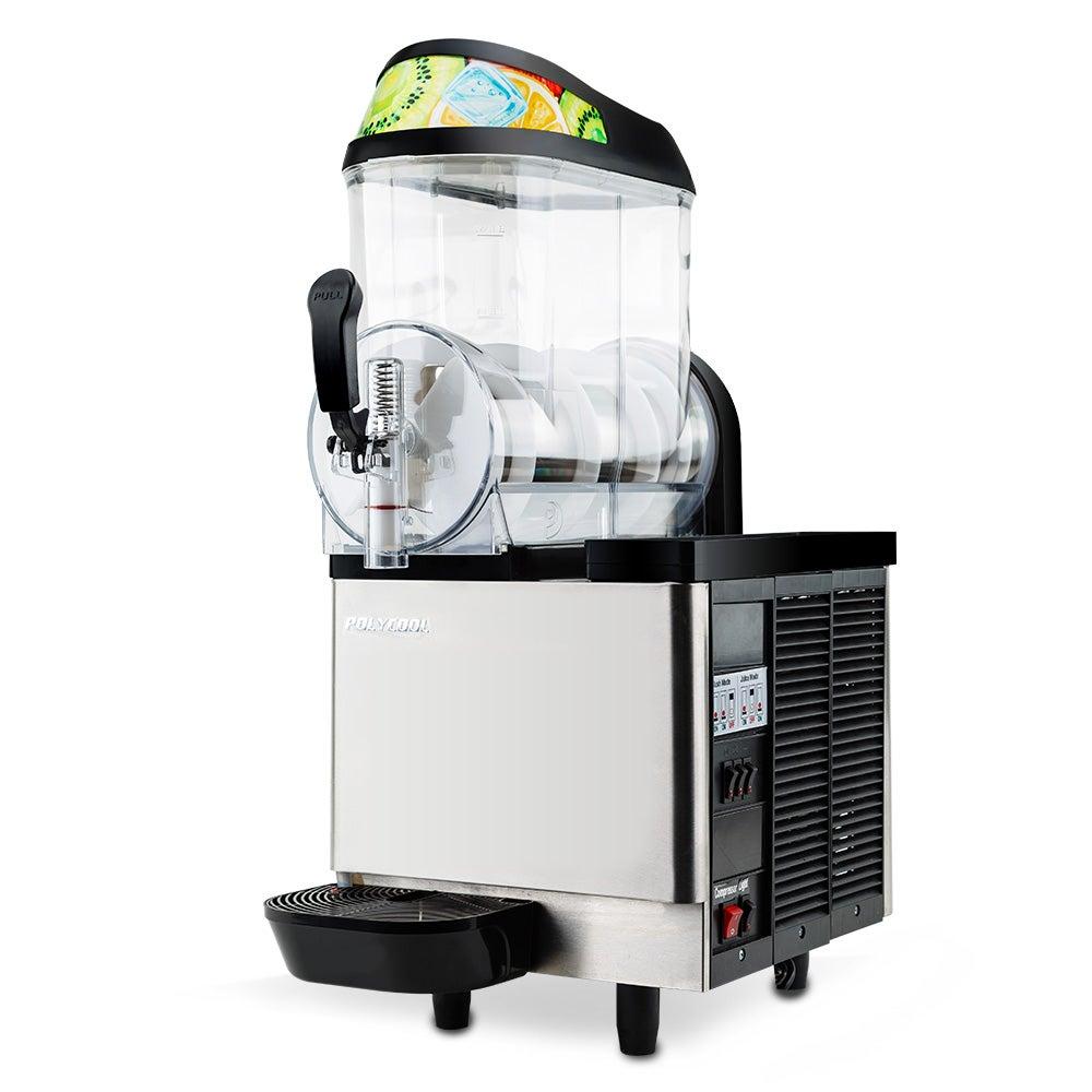 POLYCOOL 12L Commercial Slushie Machine Granita Slurpee ...