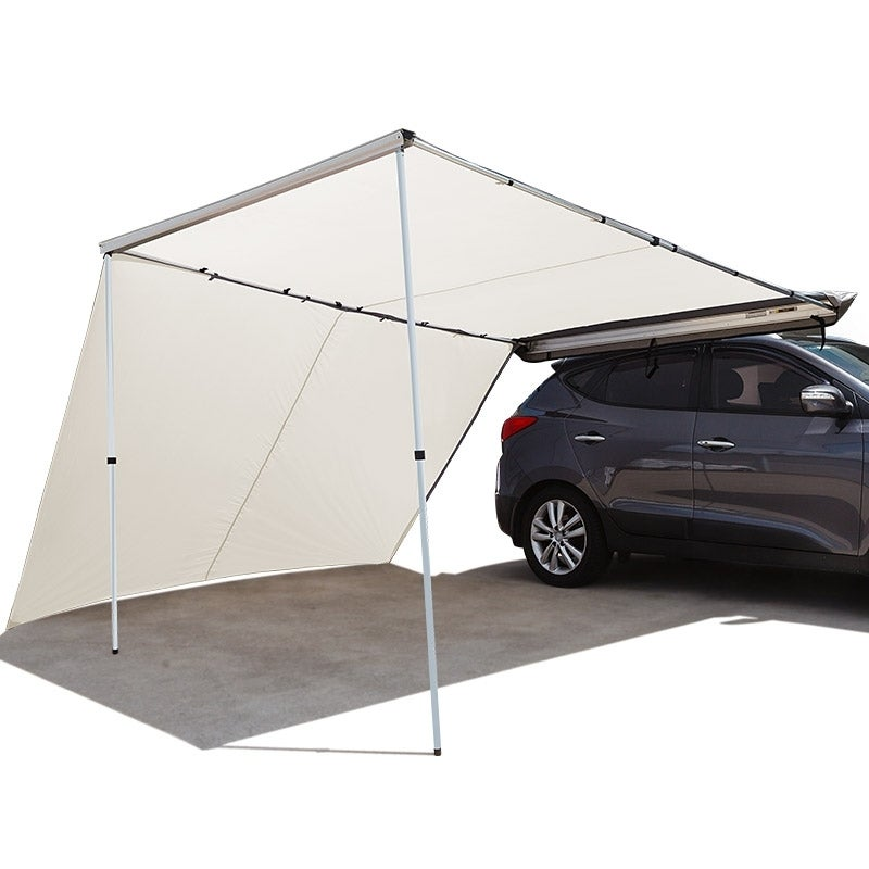 BULLET 4WD Roof Rack Car Awning & Extension 2.5mx3m Pull ...