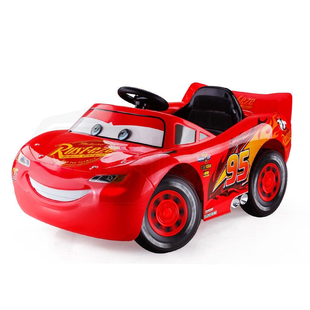 Disney Kids Ride On Car Electric Lightning Mcqueen Genuine