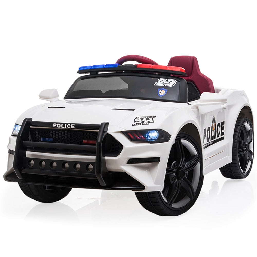 ROVO KIDS Ride-On Car Mustang Style Patrol Electric