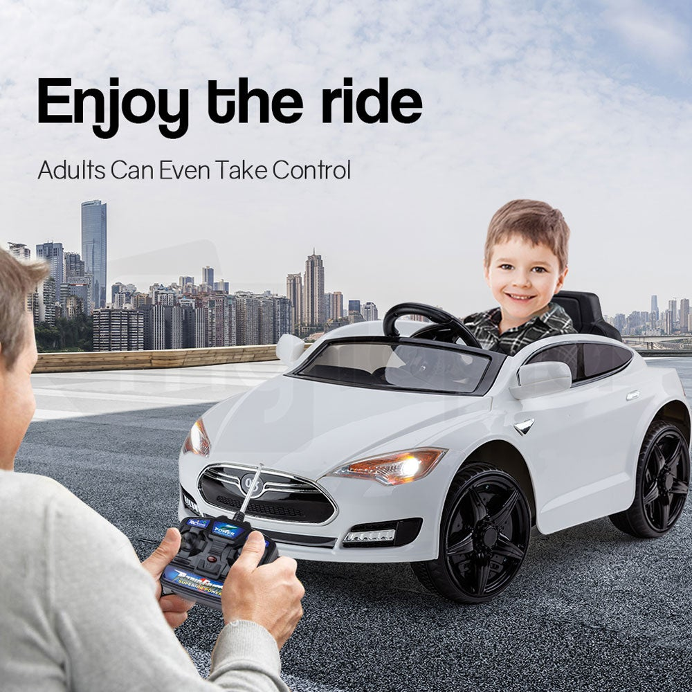 ROVO KIDS Ride-On Car TESLA MODEL S Inspired Electric Toy