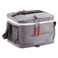 NEW PACKIT CHARCOAL FREEZABLE 18 CAN COOLER BAG FREEZE & GO PACK IT USA