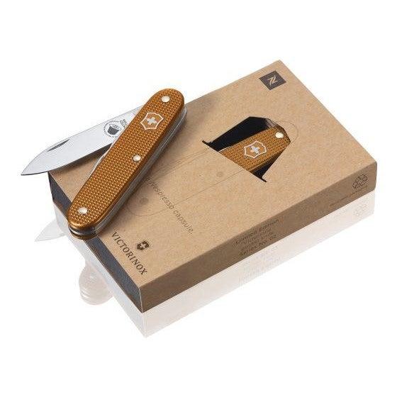 Victorinox Swiss Army Knife Pioneer Alox Nespresso Livanto