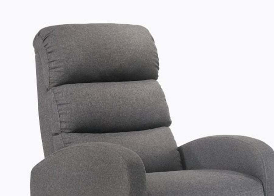 First Class Recliner Chair Grey   Buy Recliner Chairs 743133