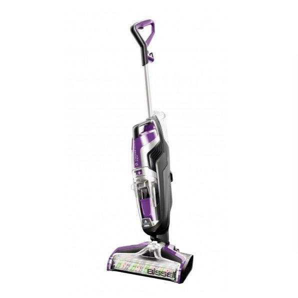 Bissell Cordless Crosswave Hard Floor Cleaner Vacuum On