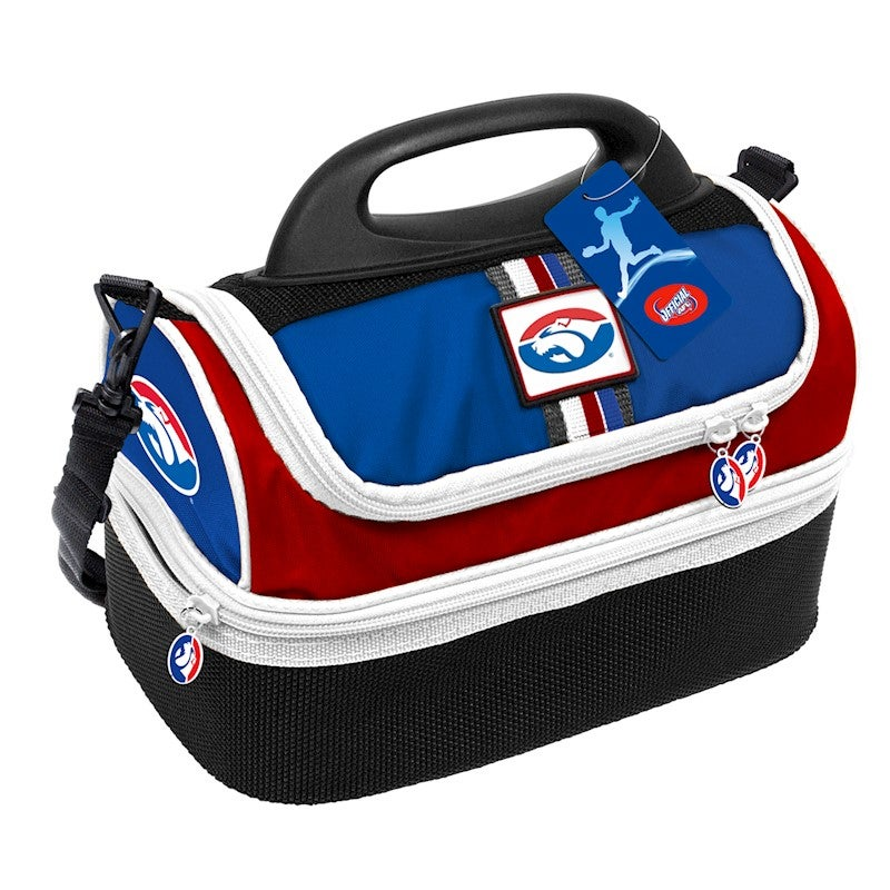 Sydney Sawns  AFL Lunch Cooler Bag With Drink Tray Table Insulated Work Picnic