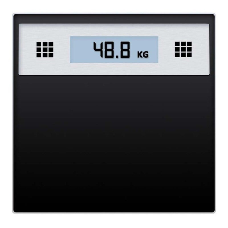 SOGA Electronic Talking Scale Weight 180Kg Fitness Glass ...
