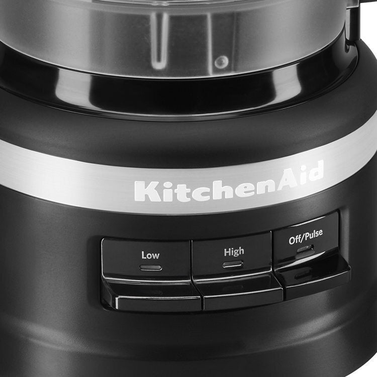 Kitchenaid 9 Cup Food Processor Onyx Black Buy Food