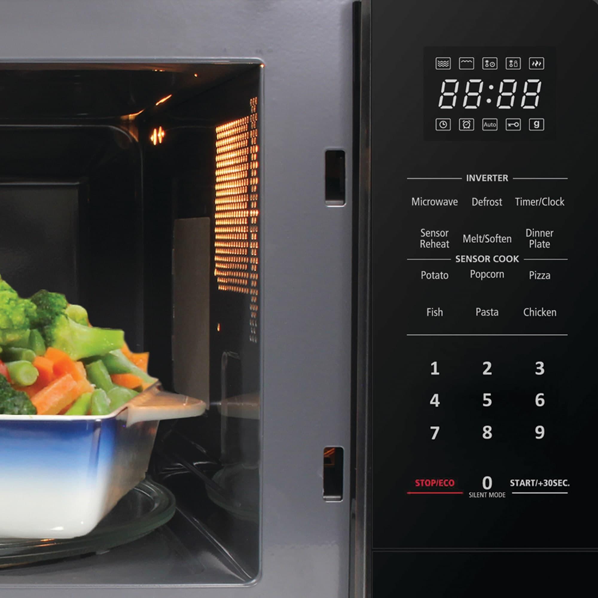 Morphy Richards Inverter Microwave Oven 34l Black Buy