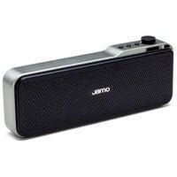 Jamo DS3 Black/Graph Wireless Bluetooth Portable Speaker w/ FM Radio/SD Slot/Mic