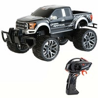 Carrera RC 1:14 USB Rechargeable Ford F-150 Raptor Off-Road Kids 6y+ Toys Black
