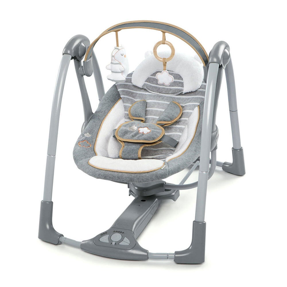 Ingenuity Swing Go Portable Baby/Newborn/Infant Seat ...