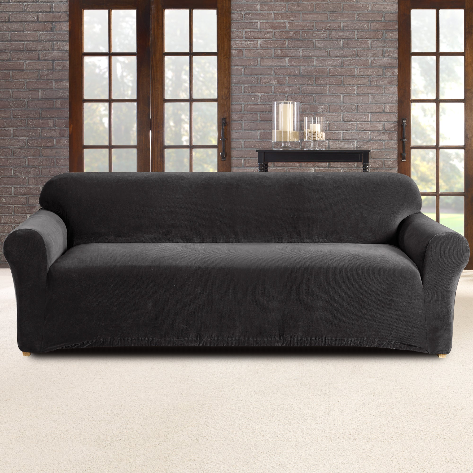 SURE FIT SOFA COVER- 3 SEATER \