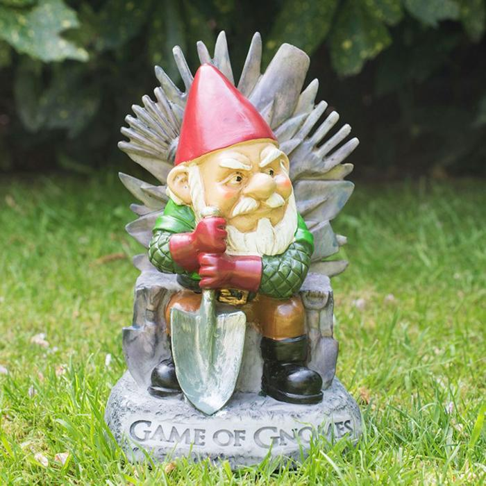 Game Of Gnomes Garden Gnome Buy Garden Ornaments 718856154869