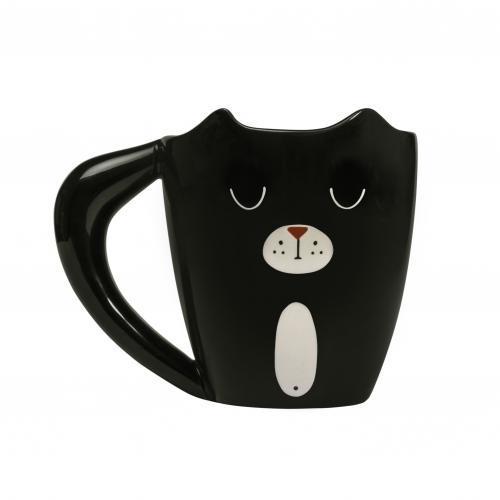 Ginger Cat Heat Change Mug
