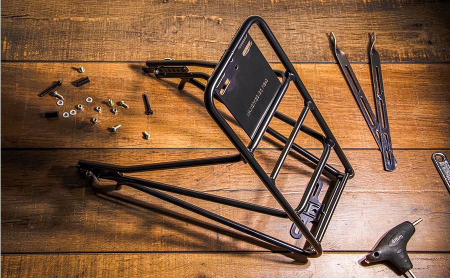 Bicycle Panniers Rack Large Trunk Bag MTB Road Bike Waterproof Rear Seat Cargo