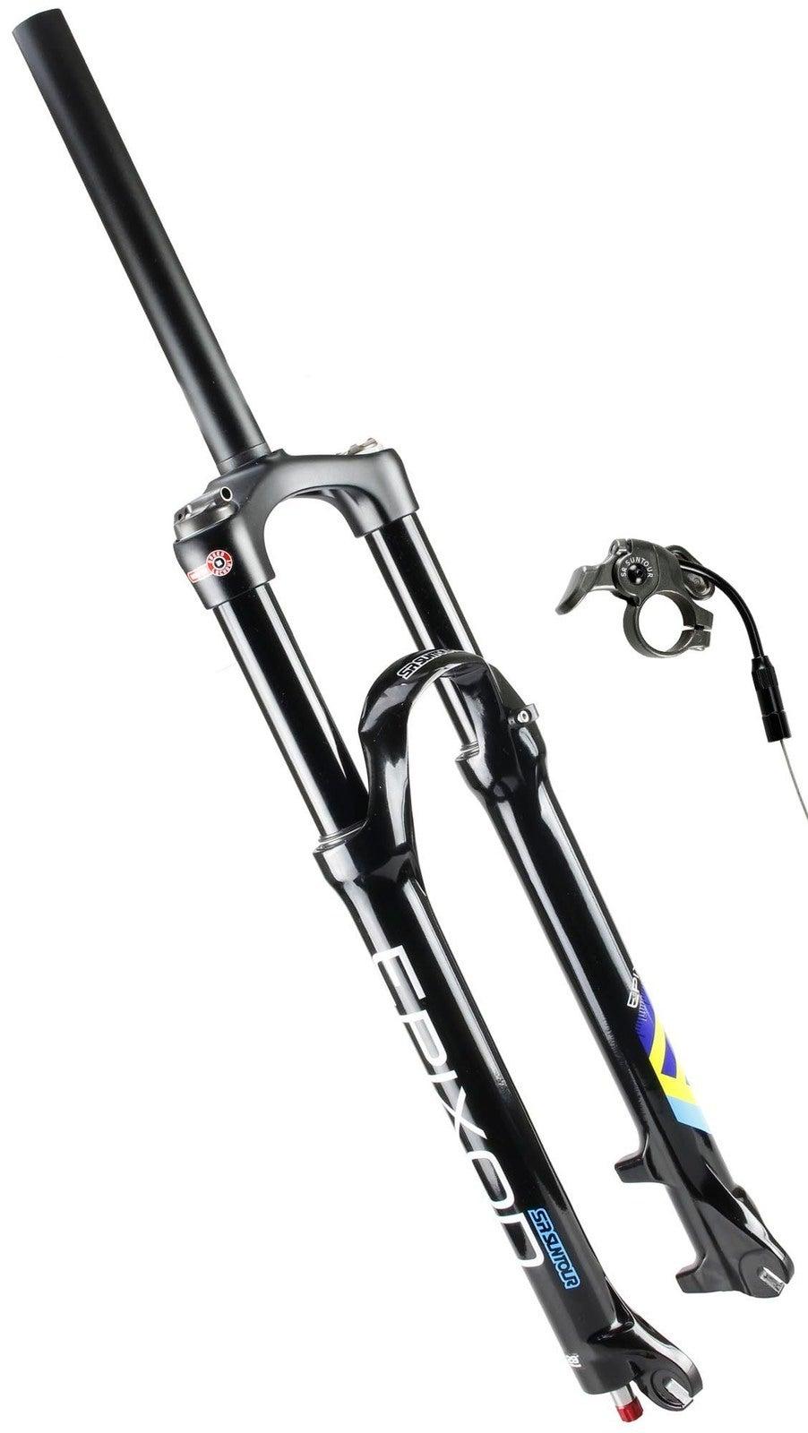 SR Suntour Epixon Mountain Bike Fork 29er Air Travel 120mm