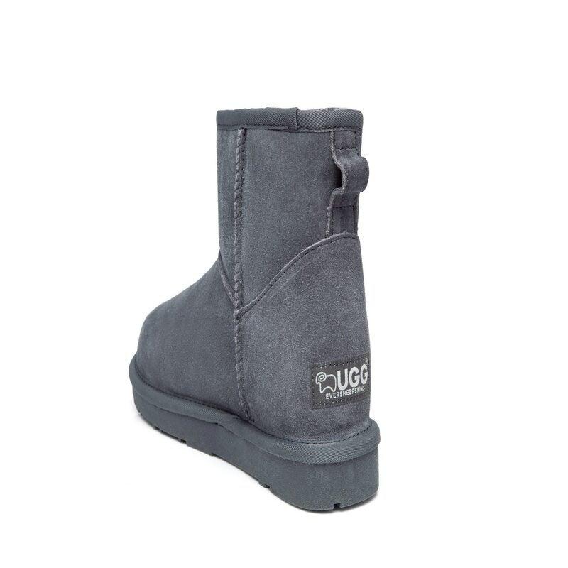 Ever Ugg Ladies Hidden Heel Mini Classic Boots 11707