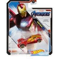 Hot Wheels Marvel Avengers Iron Man
