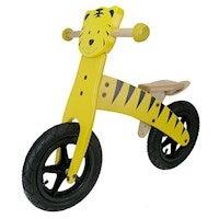 KIDS BALANCE BIKE - Bike Running Wooden Tiger