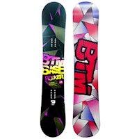 Btm Bass 153cm Rocker Snowboard