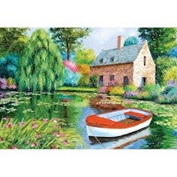Holdson - Summer Times The House Pond Puzzle 500pc