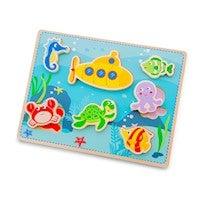 New Classic Toys - Ocean Puzzle 7pc