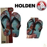 HOLDEN HERITAGE Thongs Flip Flops Mens Womens Sandals Shoes OFFICIAL Slippers