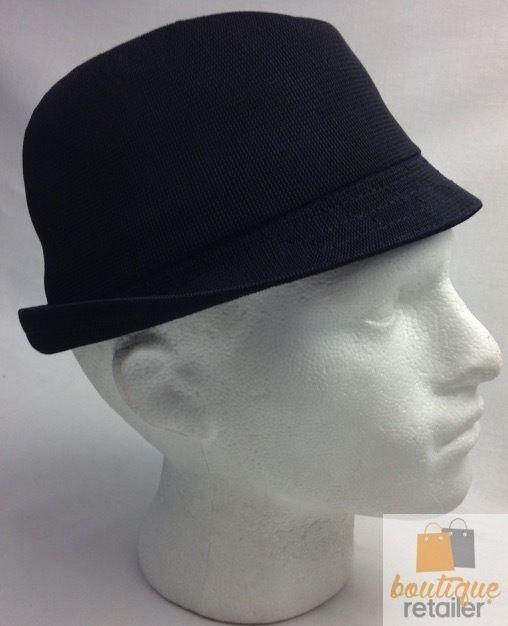 KANGOL Tropic Duke Hat Trilby K0235CO Fedora Style Light Cap With Brim